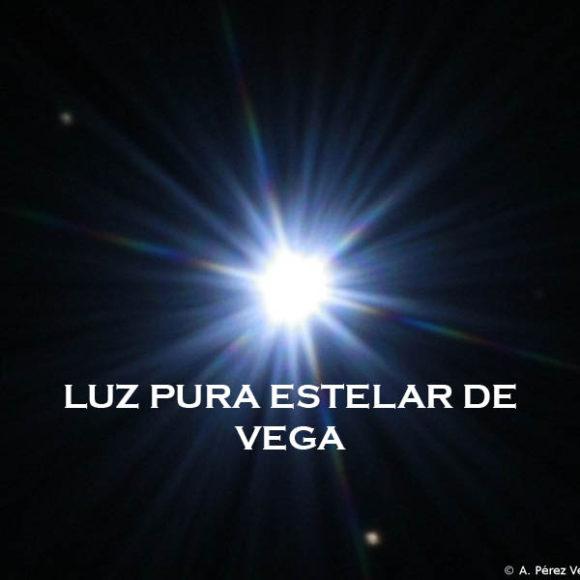 Iniciación a la Luz Pura Estelar de Vega